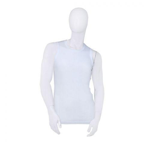 Mercury Gym Cut-In T-Shirt, White