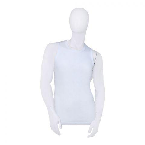 Mercury Gym Cut-In T-Shirt, White
