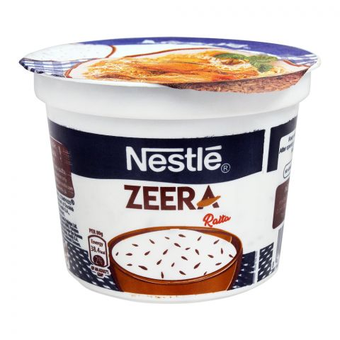 Nestle Zeera Raita, 250g