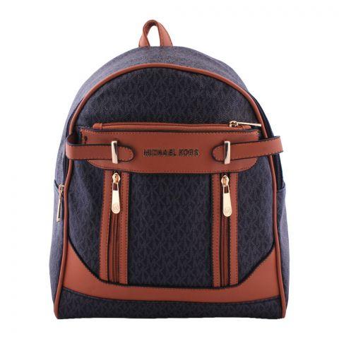 Michael Kors Style Women Backpack Black - 2812