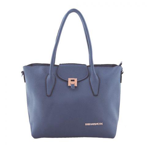 Michael Kors Style Women Handbag Navy - 608
