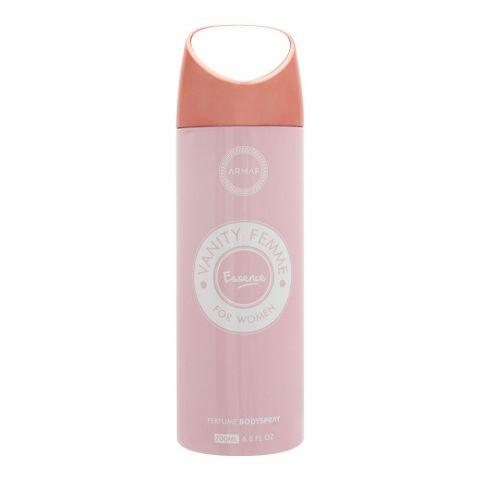 Armaf Vanity Femme Essence For Women Body Spray, 200ml