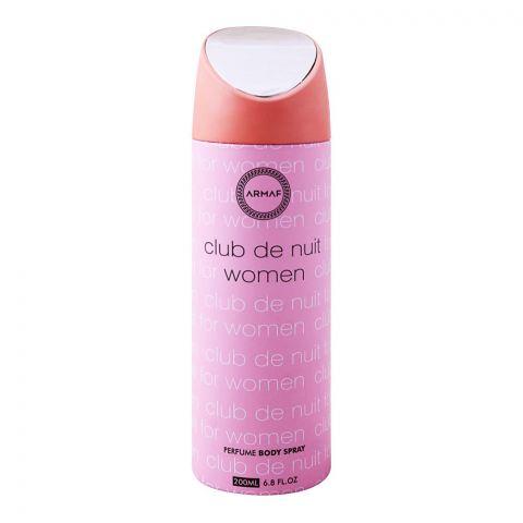 Armaf Club De Nuit Women Deodorant Body Spray, 200ml