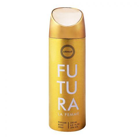 Armaf Futura La Femme Women Deodorant Body Spray, 200ml