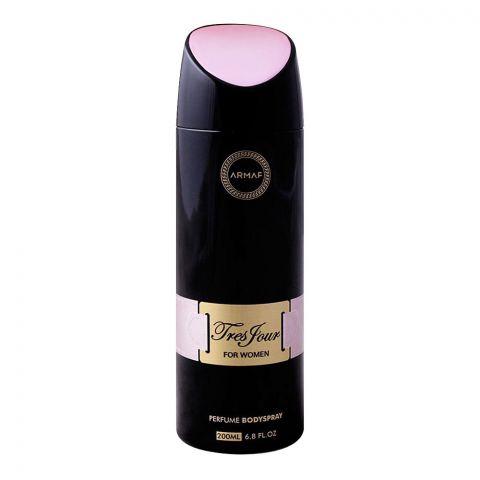 Armaf Fres Four Women Deodorant Body Spray, 200ml