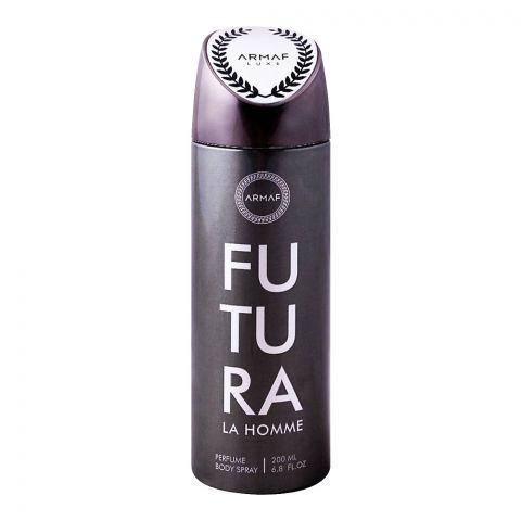 Armaf Futura La Homme Men Deodorant Body Spray, 200ml