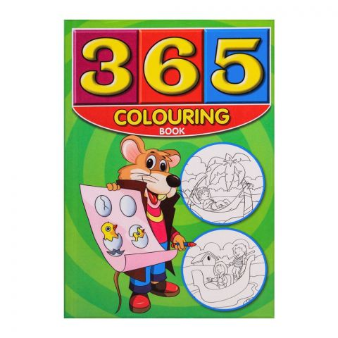 Alka 365 Colouring Book