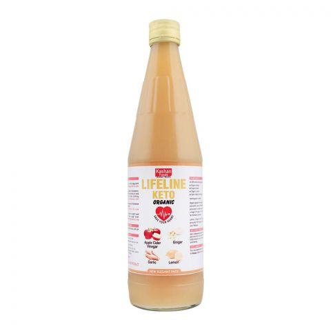 Kashan Foods Organic Lifeline, Keto, 700ml