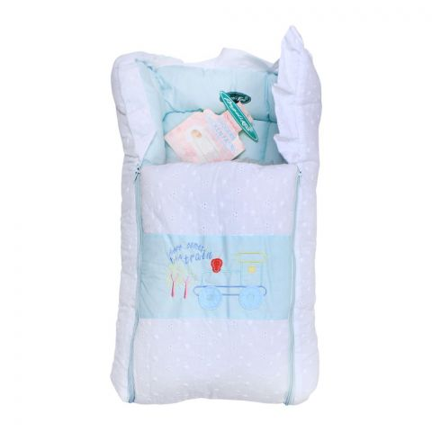 Angel's Kiss Baby Carry Bag, Chicken Green