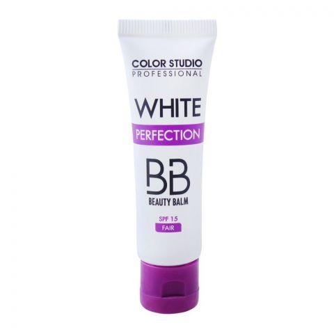 Color Studio White Perfection BB Beauty Balm, SPF 15, Fair, 30ml