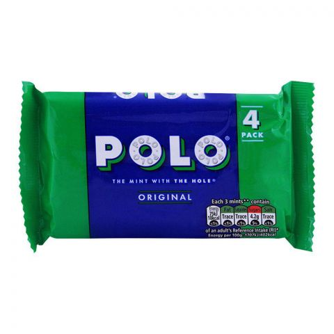 Nestle Polo Original 4-Pack