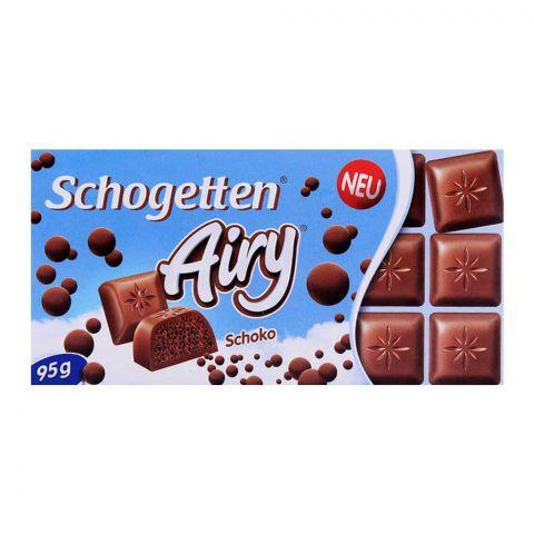 Schogetten Airy Schoko Milk Chocolate 95g