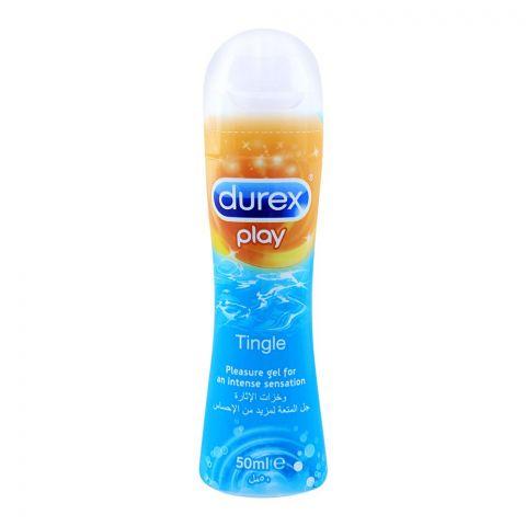 Durex Play Tingle Intense Sensation Pleasure Gel 50ml