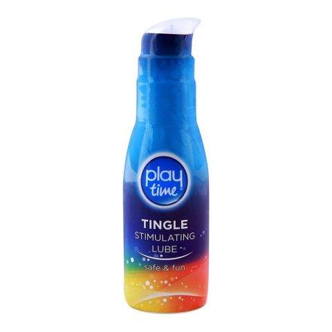 Play Time Tingle Stimulating Lube 75ml