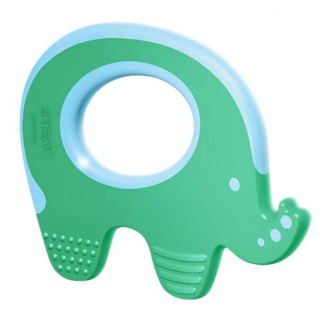 Avent Elephant Teether, 3m+, SCF199/00