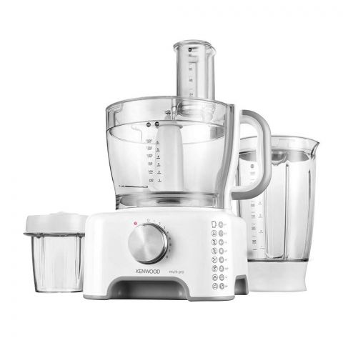 Kenwood Multi Pro Food Processor, 3 Litre, 900W, FP730