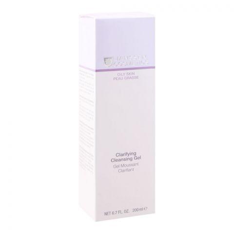 Janssen Cosmetics Clarifying Cleansing Gel, Oily Skin, 200ml