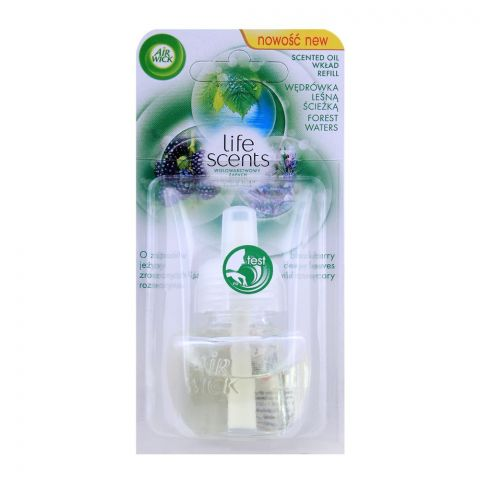 Airwick Plug In Electrical Refill, Forest Blackberry 19ml