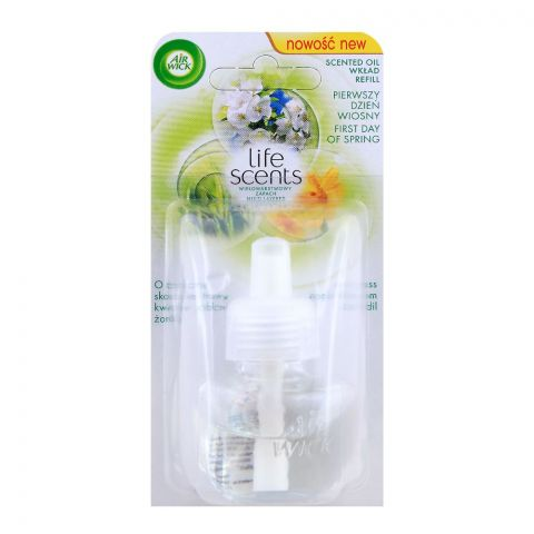 Airwick Plug In Electrical Refill, Spring Cut Grass 19ml