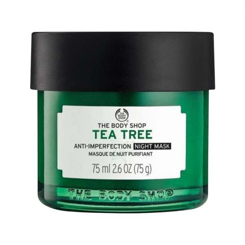 The Body Shop Tea Tree Anti-Imperfection Night Mask, 75ml