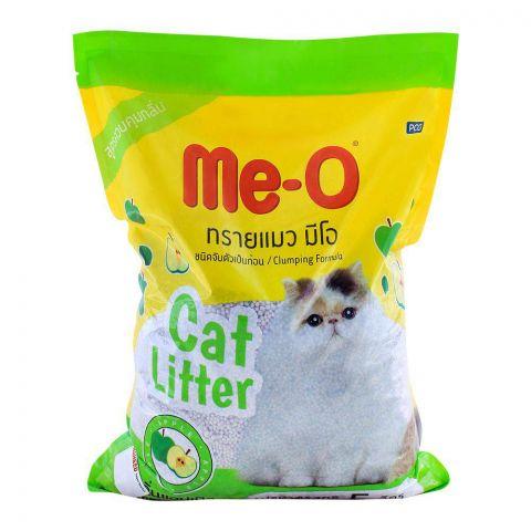 Me-O Cat Litter Apple Scent 5 Liters