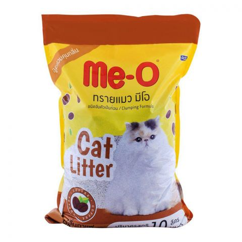Me-O Cat Litter Coffee Scent 10 Liters