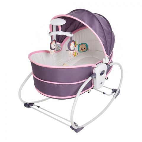 Mastela 5-In-1 Baby Rocker & Bassinet, 6033