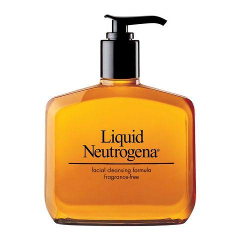 Neutrogena Fragrance Free Facial Cleansing Formula 236ml