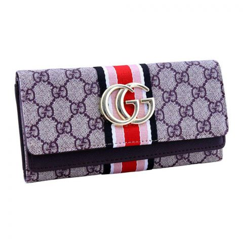 Women Hand Wallet Black, 2711