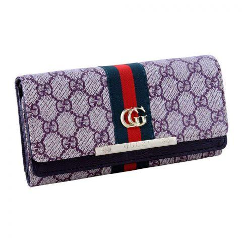 Women Hand Wallet Black, W-10