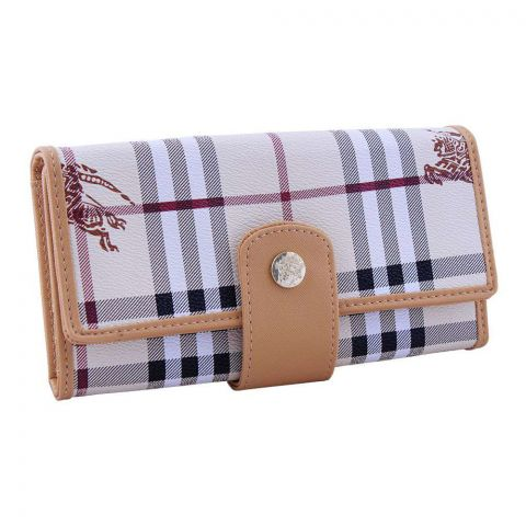 Women Hand Wallet Apricot, 2663