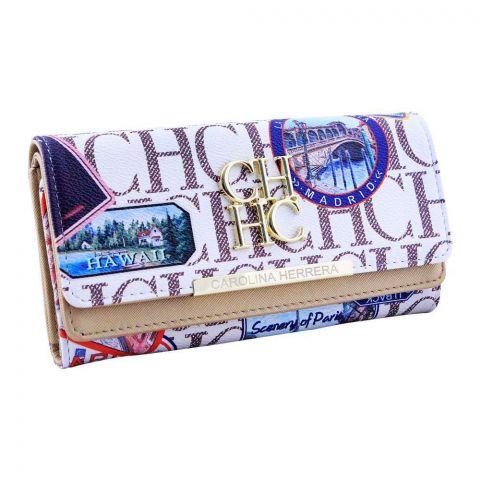 Women Hand Wallet Gold, 671