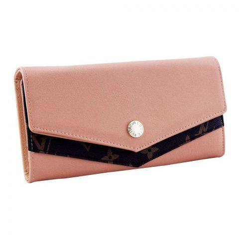 Women Hand Wallet Apricot, 702