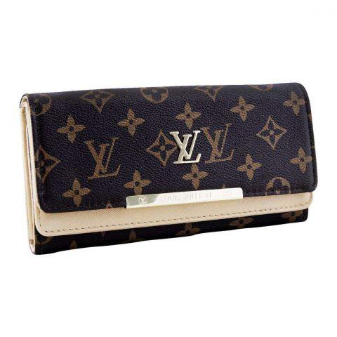 Women Hand Wallet Gold, 669