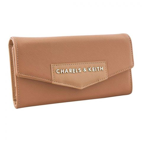 Women Hand Wallet Apricot, 2819
