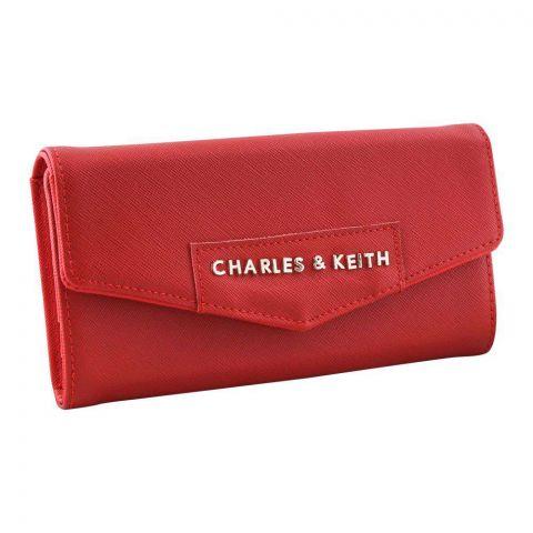 Women Hand Wallet Red, 2819