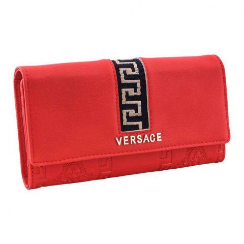 Women Hand Wallet Red, 5053