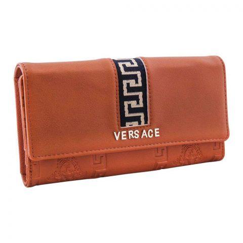 Women Hand Wallet Mustard, 5053
