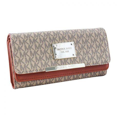 Women Hand Wallet Wheat, 9013