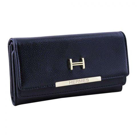 Women Hand Wallet Black, 2751