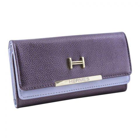 Women Hand Wallet Silver, 2751