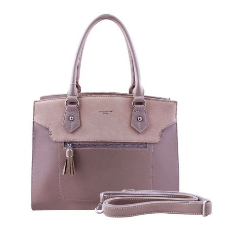 Women Handbag Light Camel, 5915-4