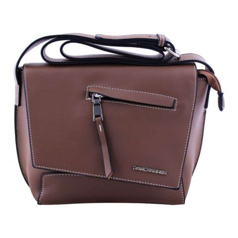 Women Handbag Taupe, DT0140