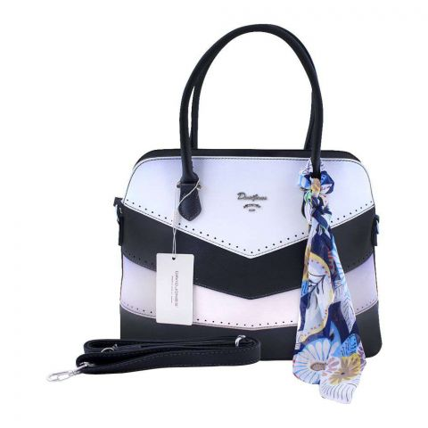 Women Handbag Black, 5926-3