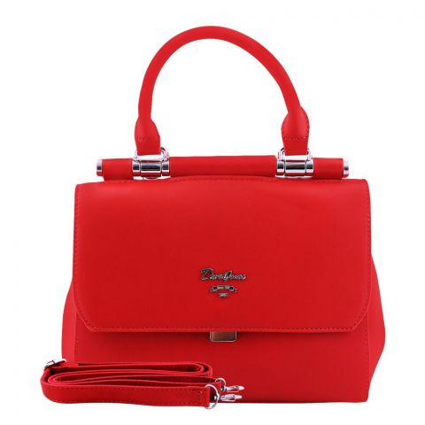 Women Handbag Red, 5954-1