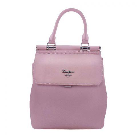 Women Handbag Pink, 5954-2