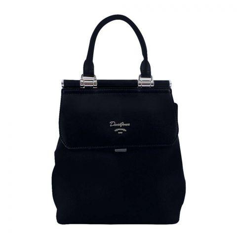 Women Handbag Black, 5954-2