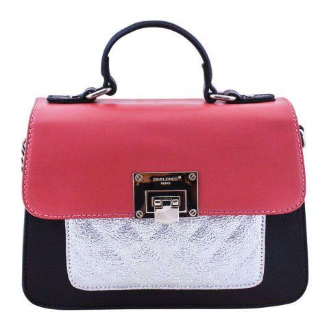 Women Handbag Pink, 5920-2