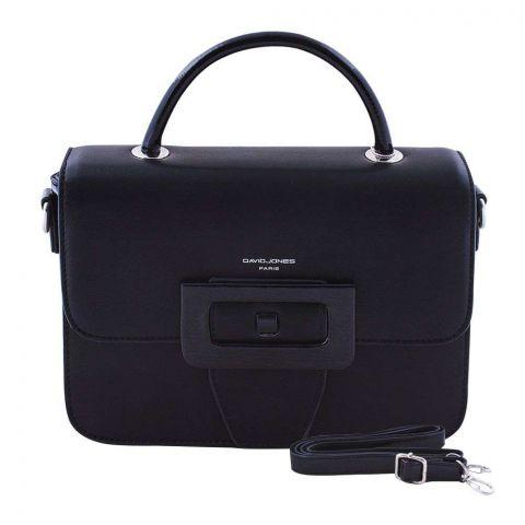 Women Handbag Black, 5927-2