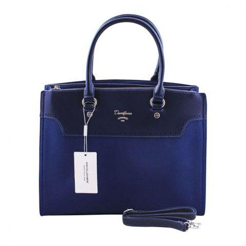 Women Handbag Dark Blue, CM5030
